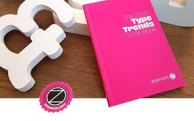 Tendencias de tipografía para 2020 por Zetafonts